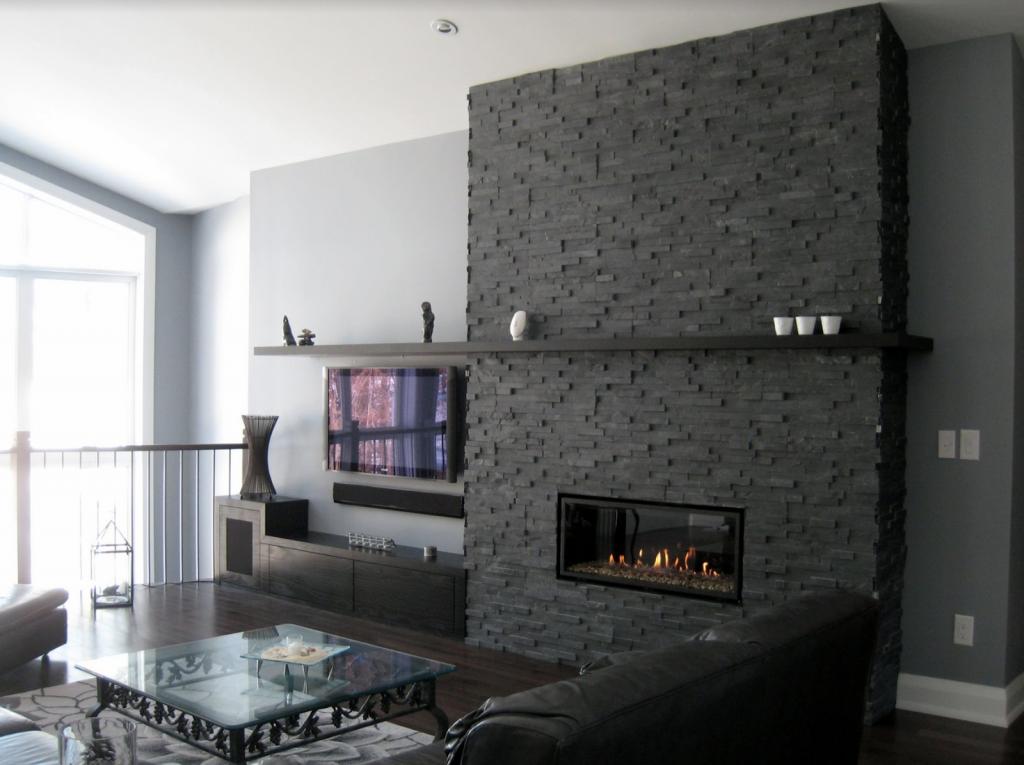 11 Stone Veneer Fireplace Surround Design Trends Where To Buy